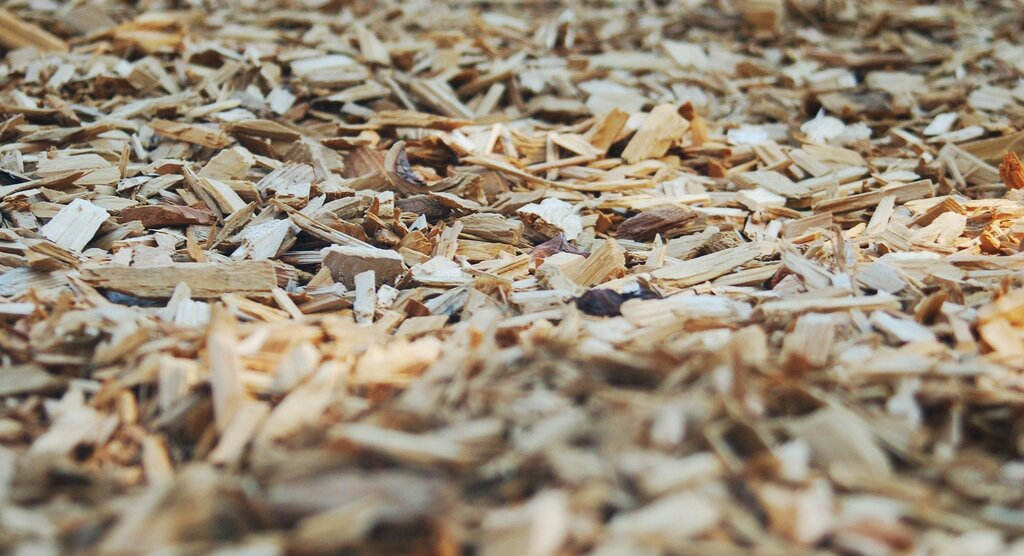 mulch permaculture paillage