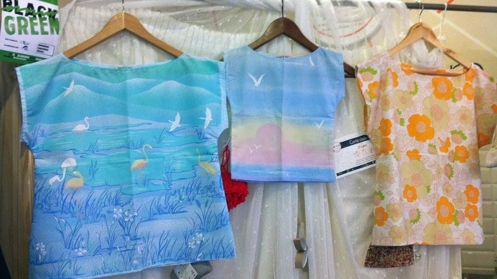 recycler vêtement zéro déchet