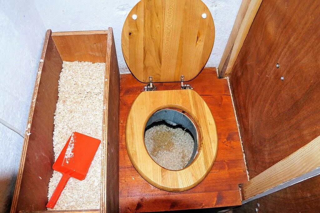 installer toilettes sèches