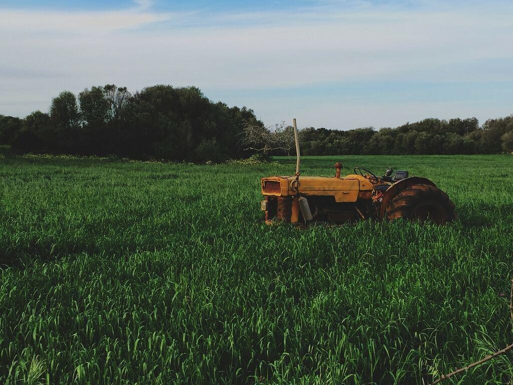 terrain agricole s'installer