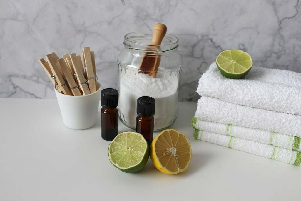 bicarbonate de soude nettoyer