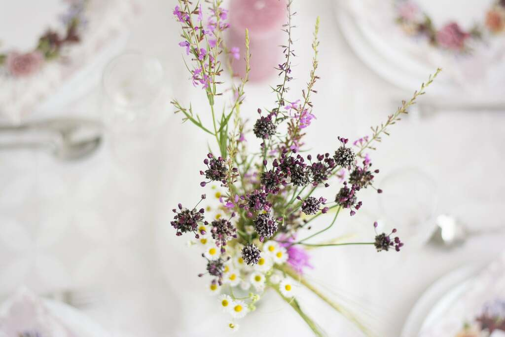 fleurs locales mariage