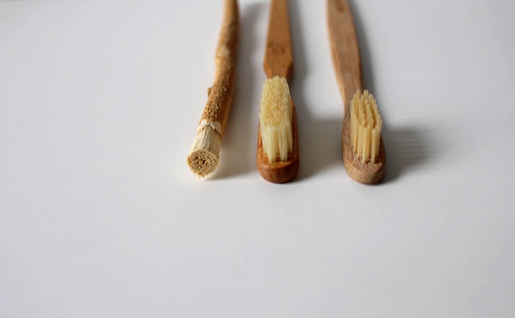 greenwashing brosse à dent bambou