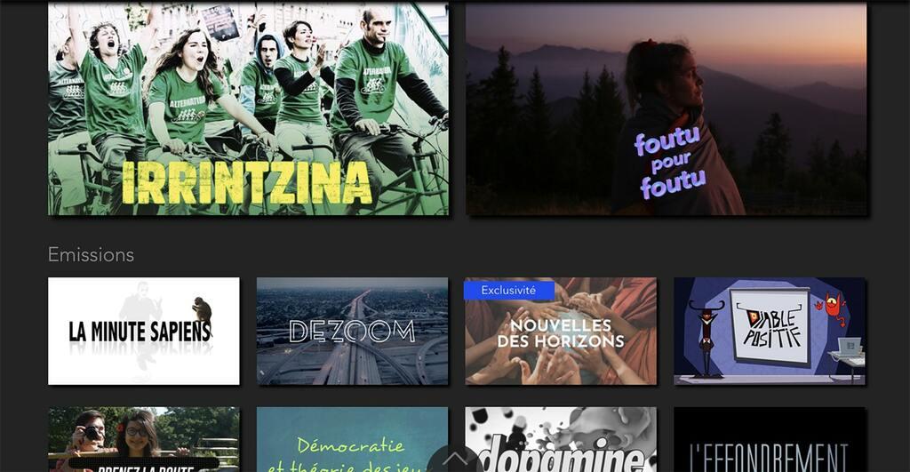 Imago streaming documentaires gratuit