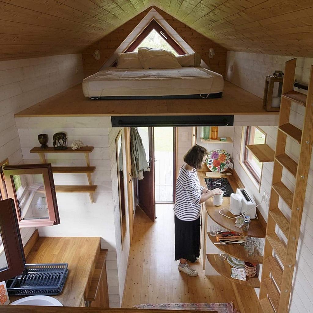 vivre en Tiny House France