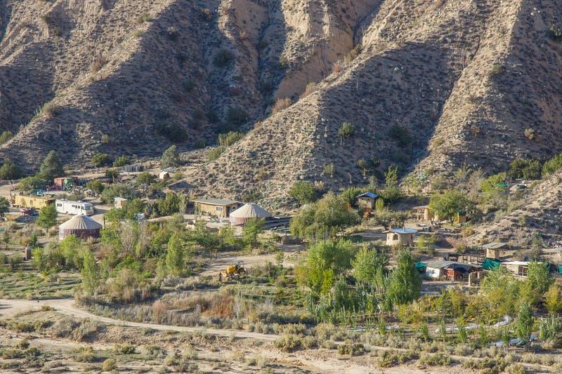 communauté desert