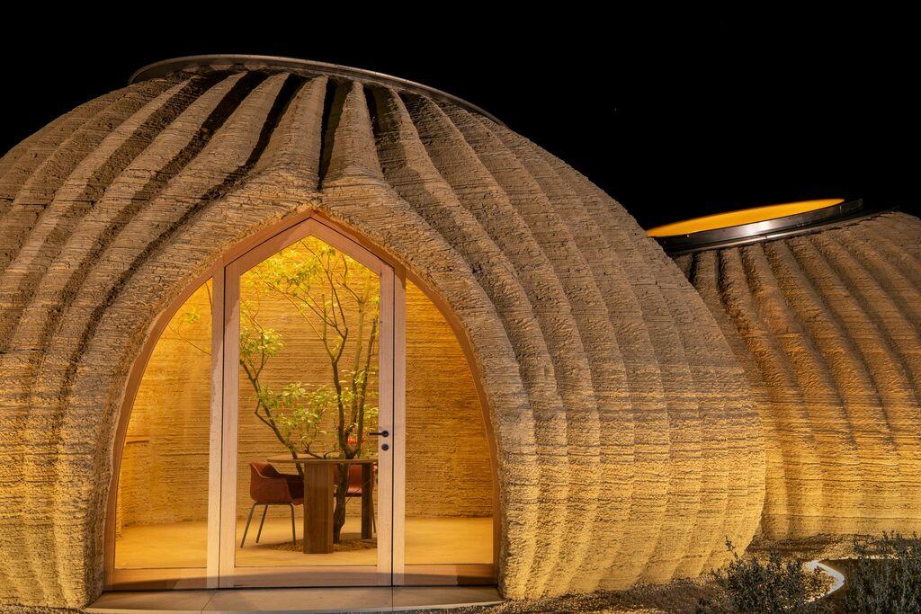 maison écologique impression 3D