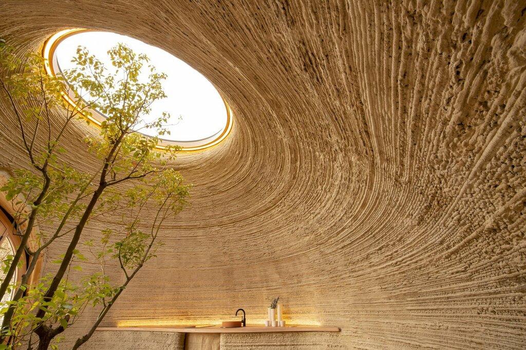 maison écologique 3D