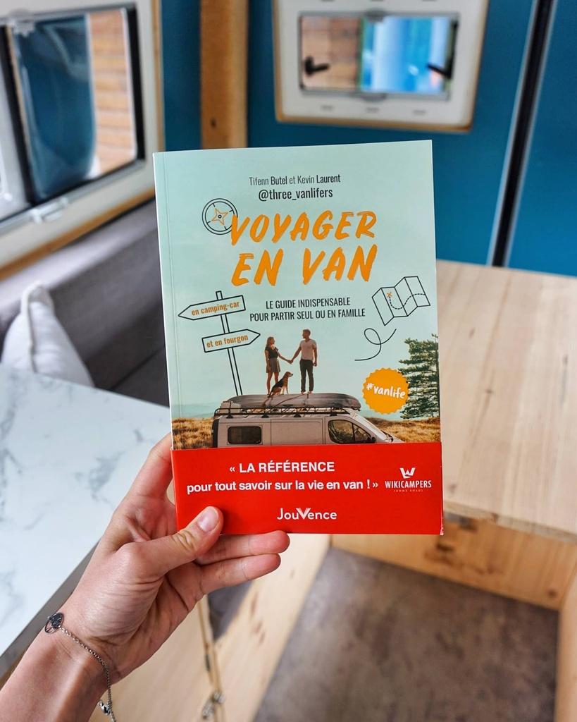 livre vie nomade