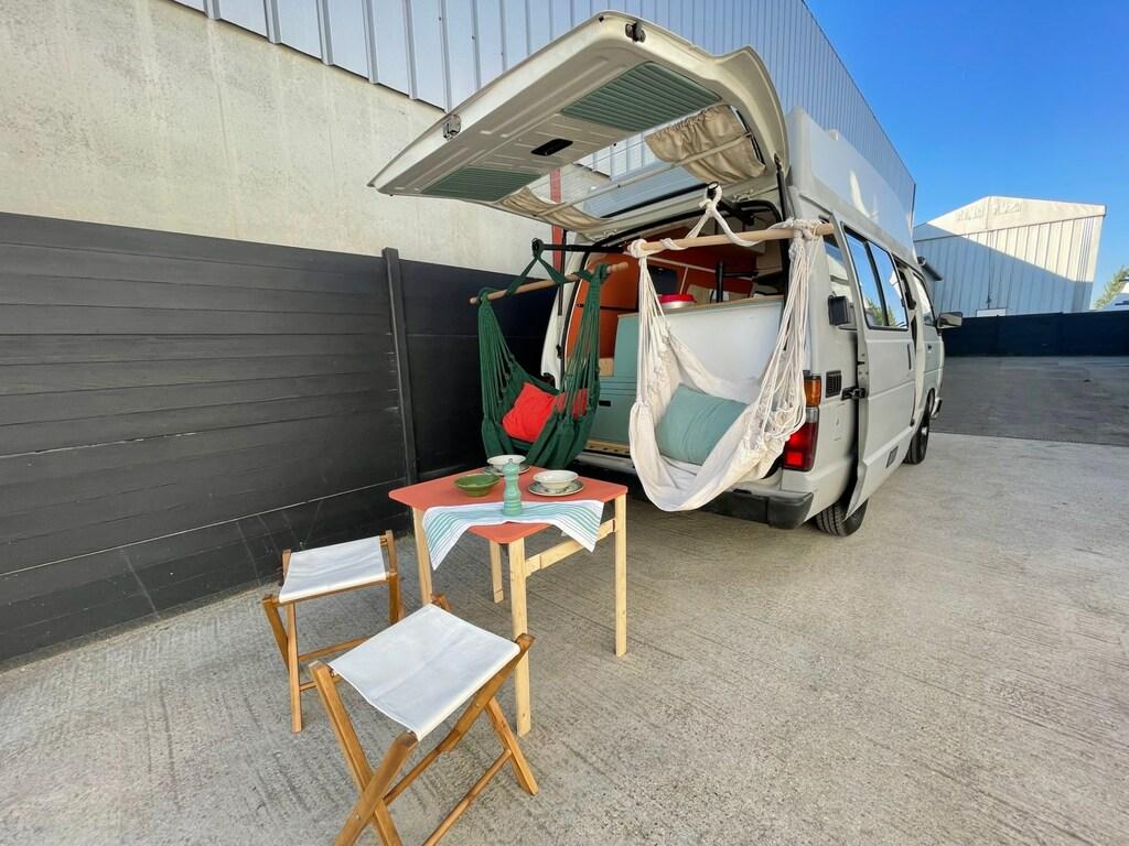 aménagement de vans